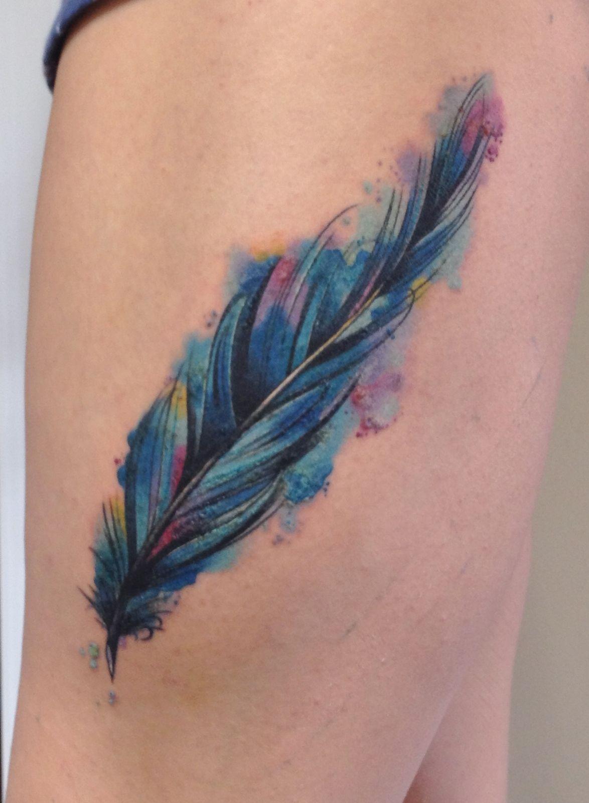 42 Feather Tattoo Design Ideas Tattoos Pinterest Feather