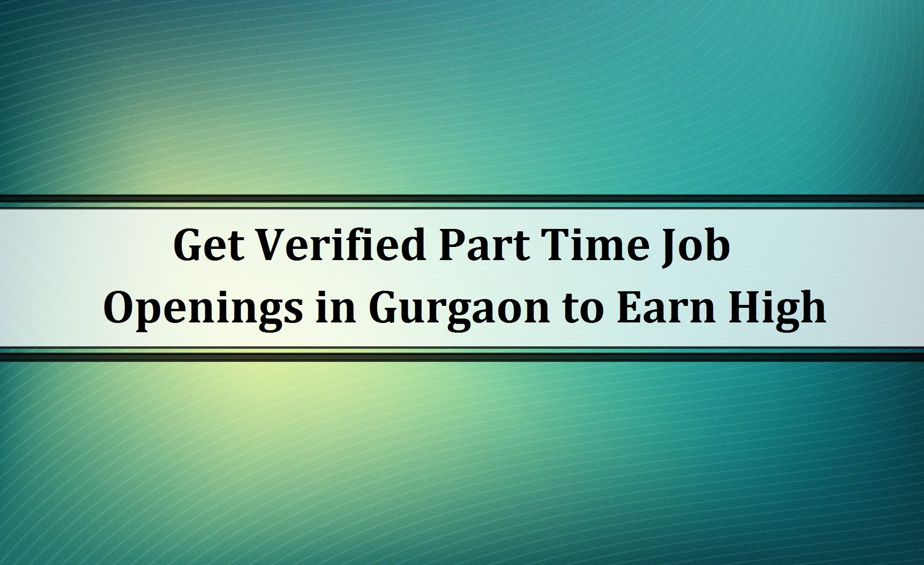 Search Part Time Jobs In Gurgaon Part Time Job Openings In Gurgaon Tridindiahr Com Part Time Jobs Job Opening Part Time