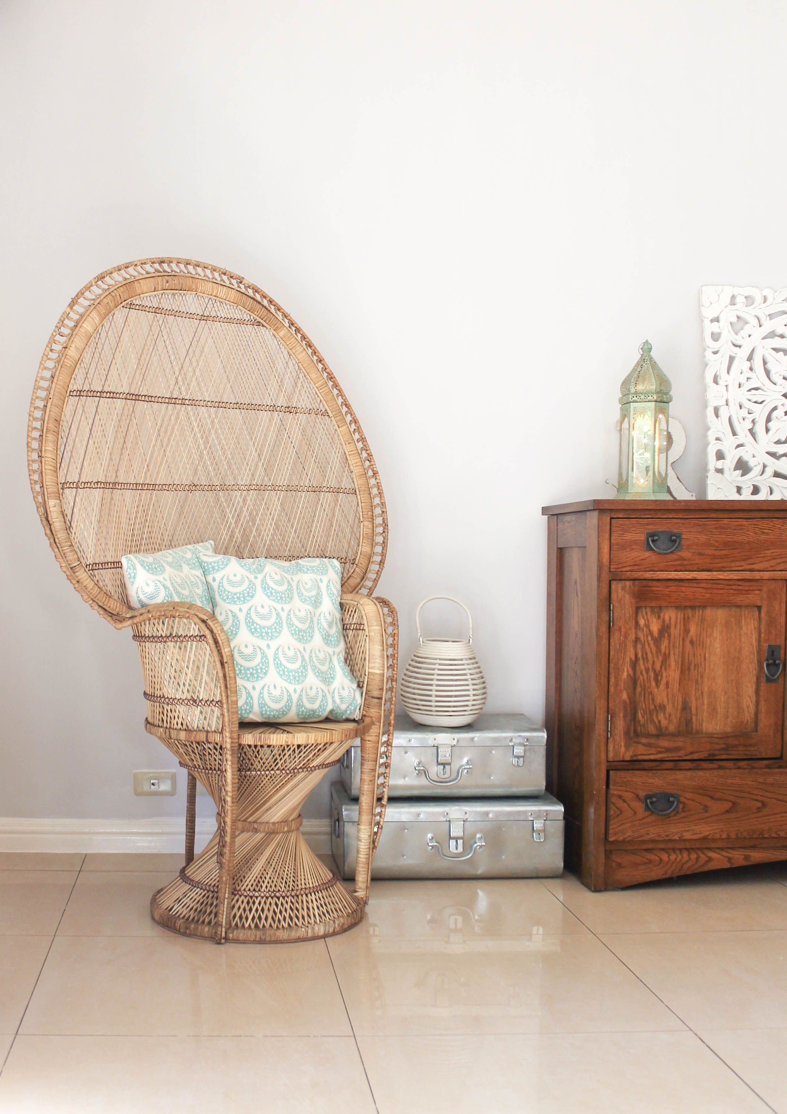 Peacock Chair ☆ Where To Find A Signature Piece From The