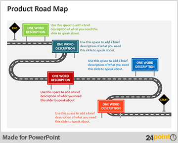 Formulating communication strategy on powerpoint slides toneelgroepblik Choice Image