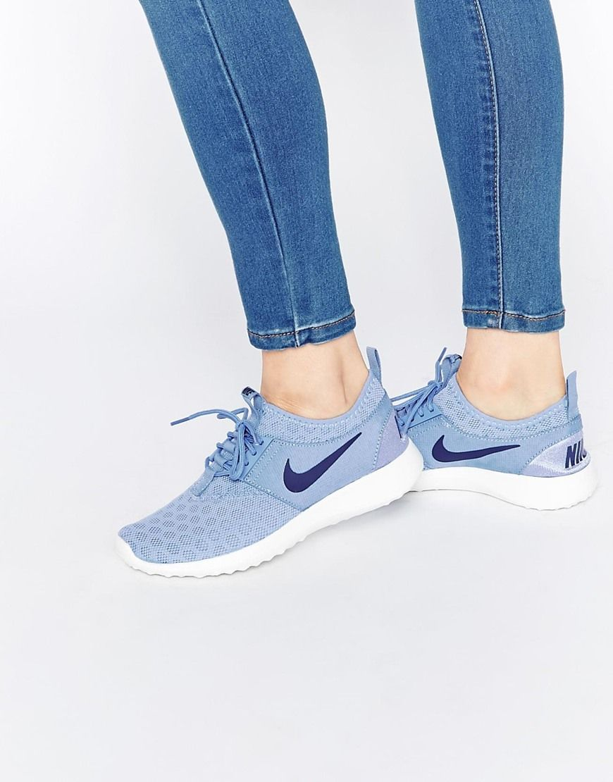 womens blue nike trainers Online