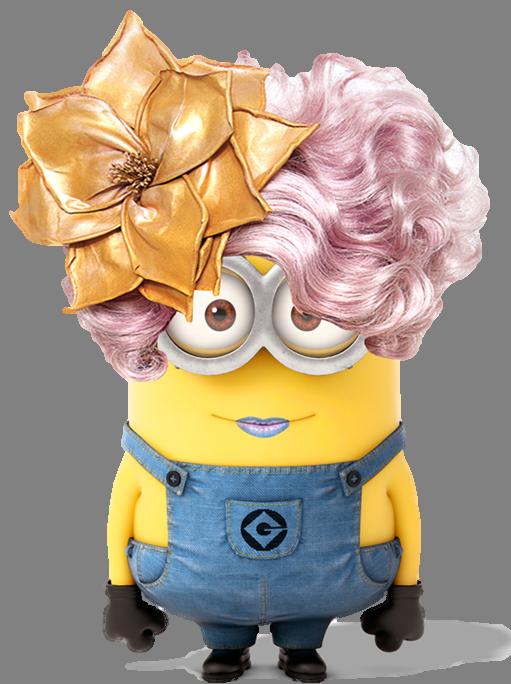 Effie Trinket the Minion