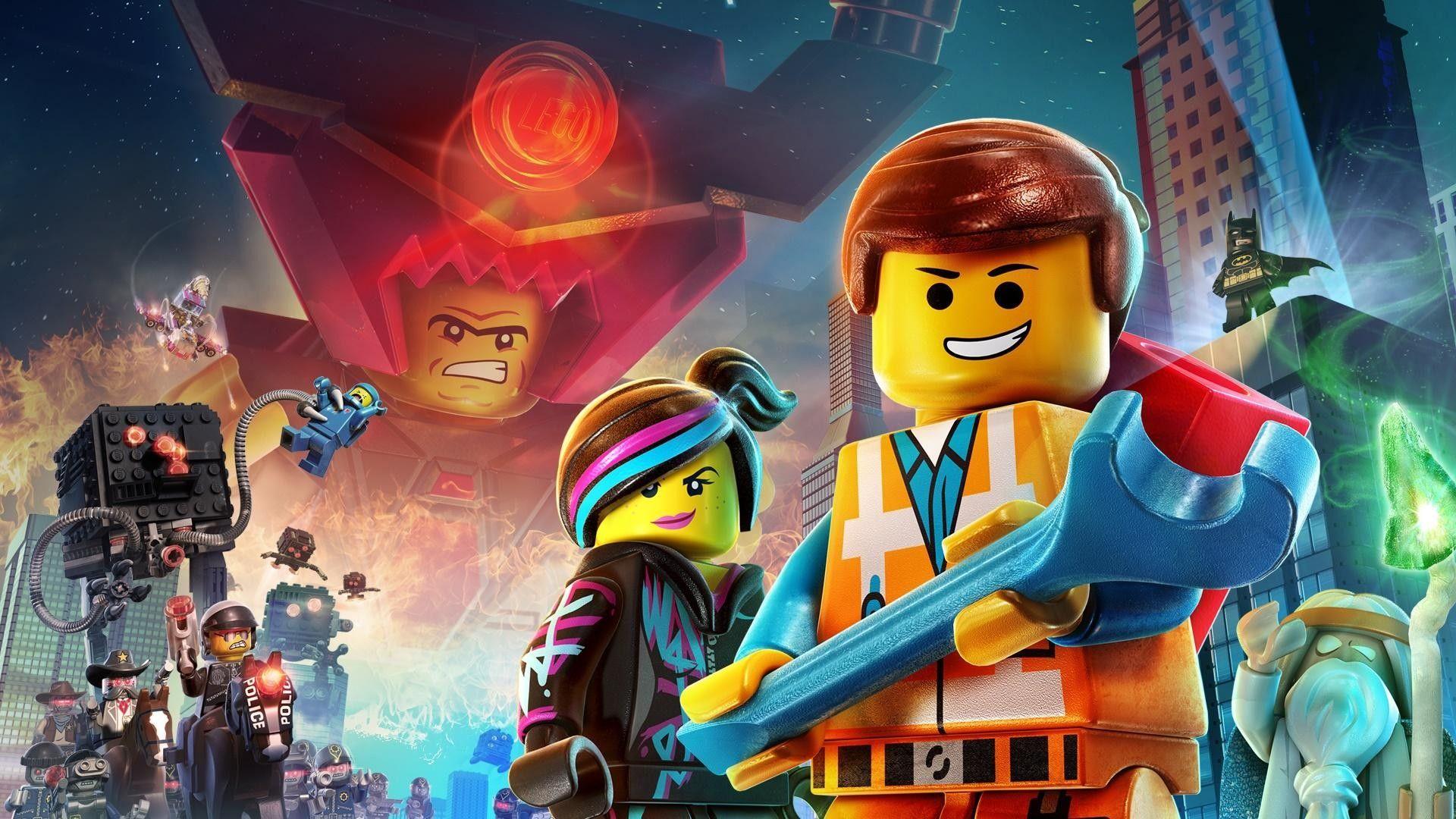 New Wallpaper Lego Movie Di 2020