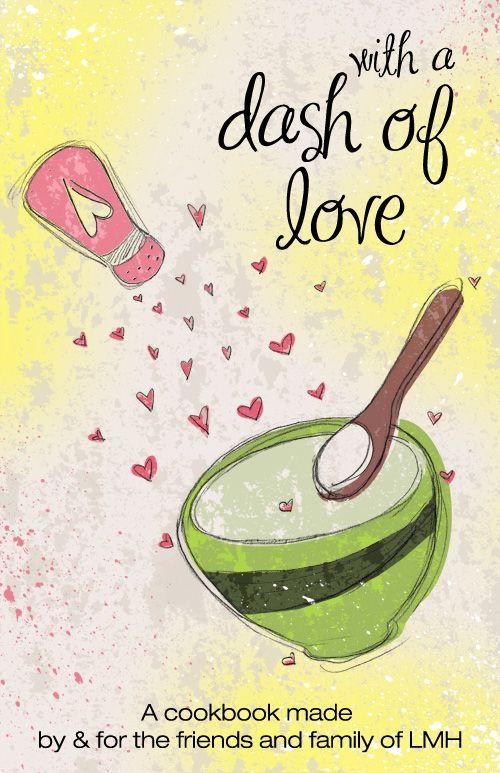 Printable Cookbook Cover Designs Cookbook Cover Design