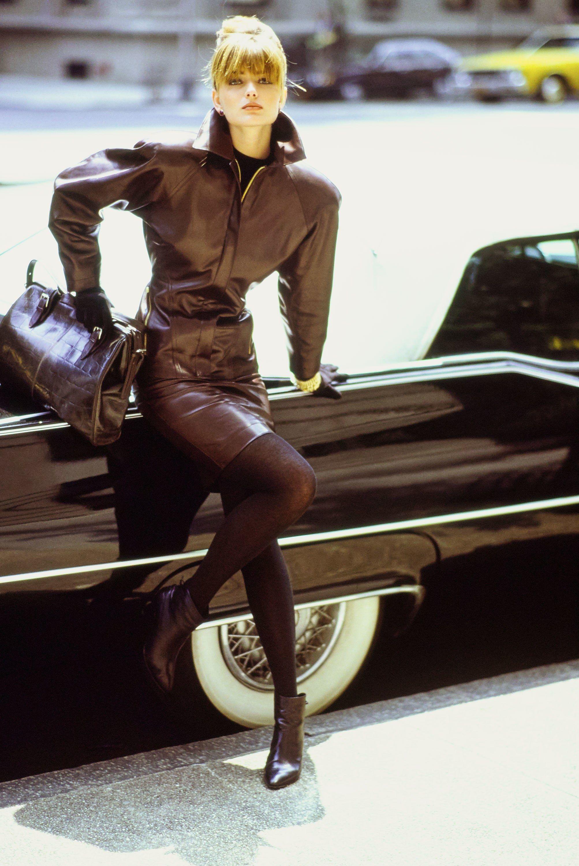 Azzedine Alaïa's Best Looks in Vogue
