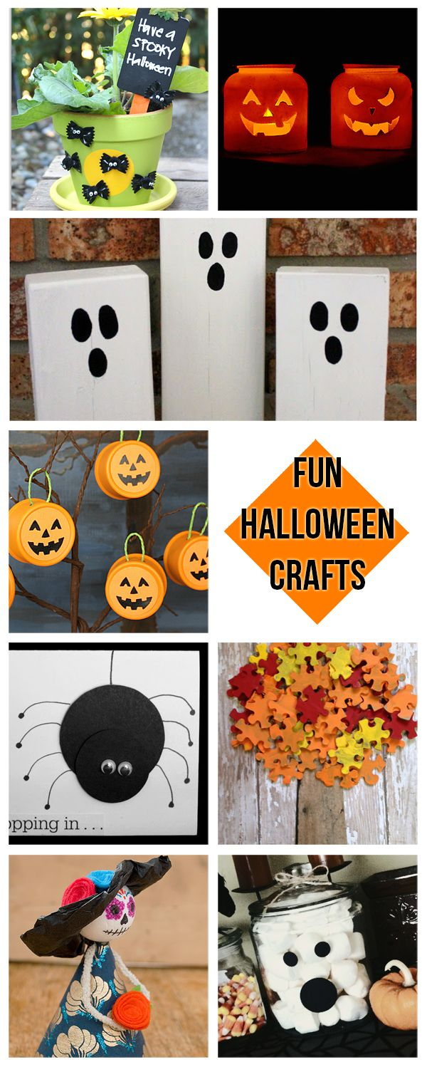 Fun halloween crafts diy marvelous mommy crafts pinterest fun halloween crafts diy marvelous mommy solutioingenieria Images
