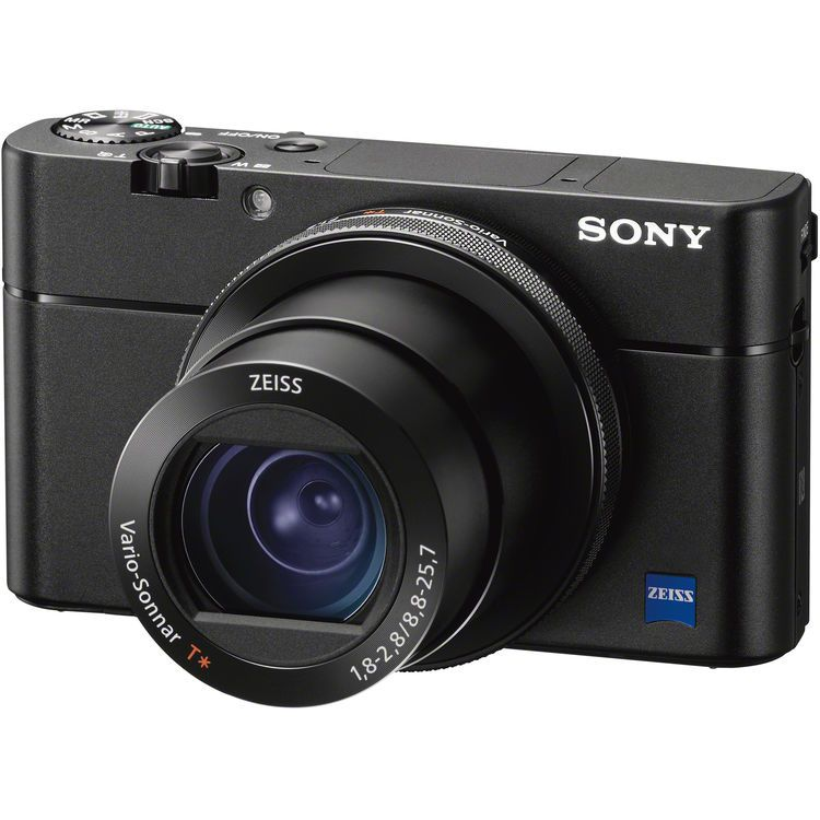 Sony Cyber Shot Dsc Rx100 Va Digital Camera Compact Camera Compact Digital Camera Sony Cybershot