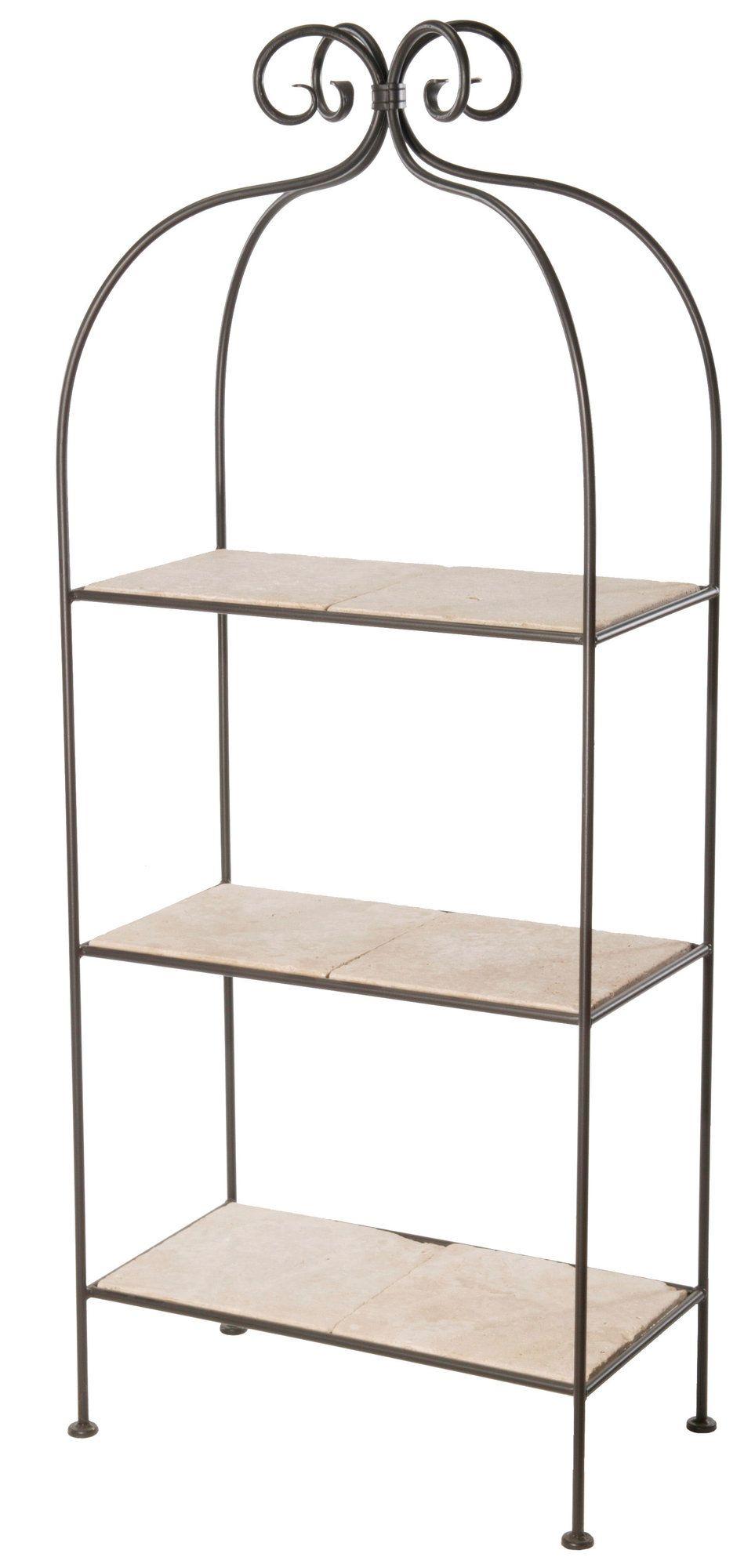 wrought iron bathroom shelf. Scroll 3-Tier Double Width Standing Glass Shelf 62\ Wrought Iron Bathroom H
