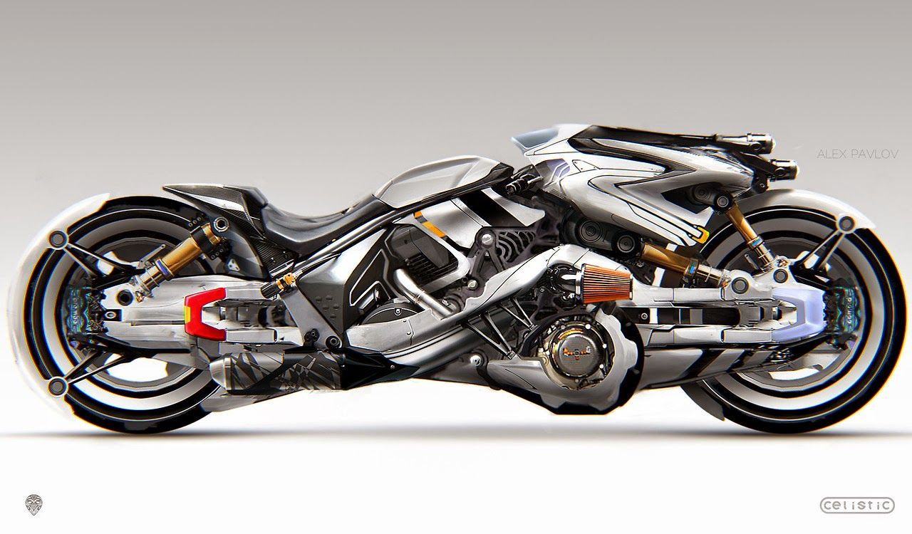 Moto Flaer Futuristic Motorcycle Concept Motorcycles Super Bikes