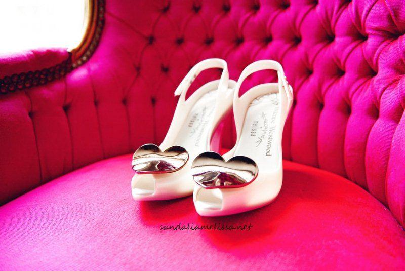 low priced 0931c 9da46 Lady Dragon Shoes di Vivienne Westwood, scarpe glamour per i ...