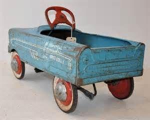 Vintage Pedal Cars Bing Images Pedal Cars Antique Toys