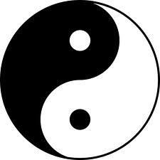 Paste symbol yin yang copy ☯ Yin