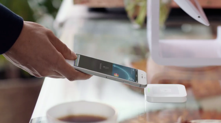 Square's New Apple Pay And Chip Card Reader Available To