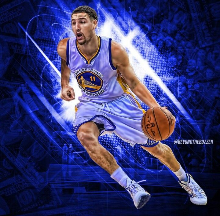 Klay Thompson= My favorite