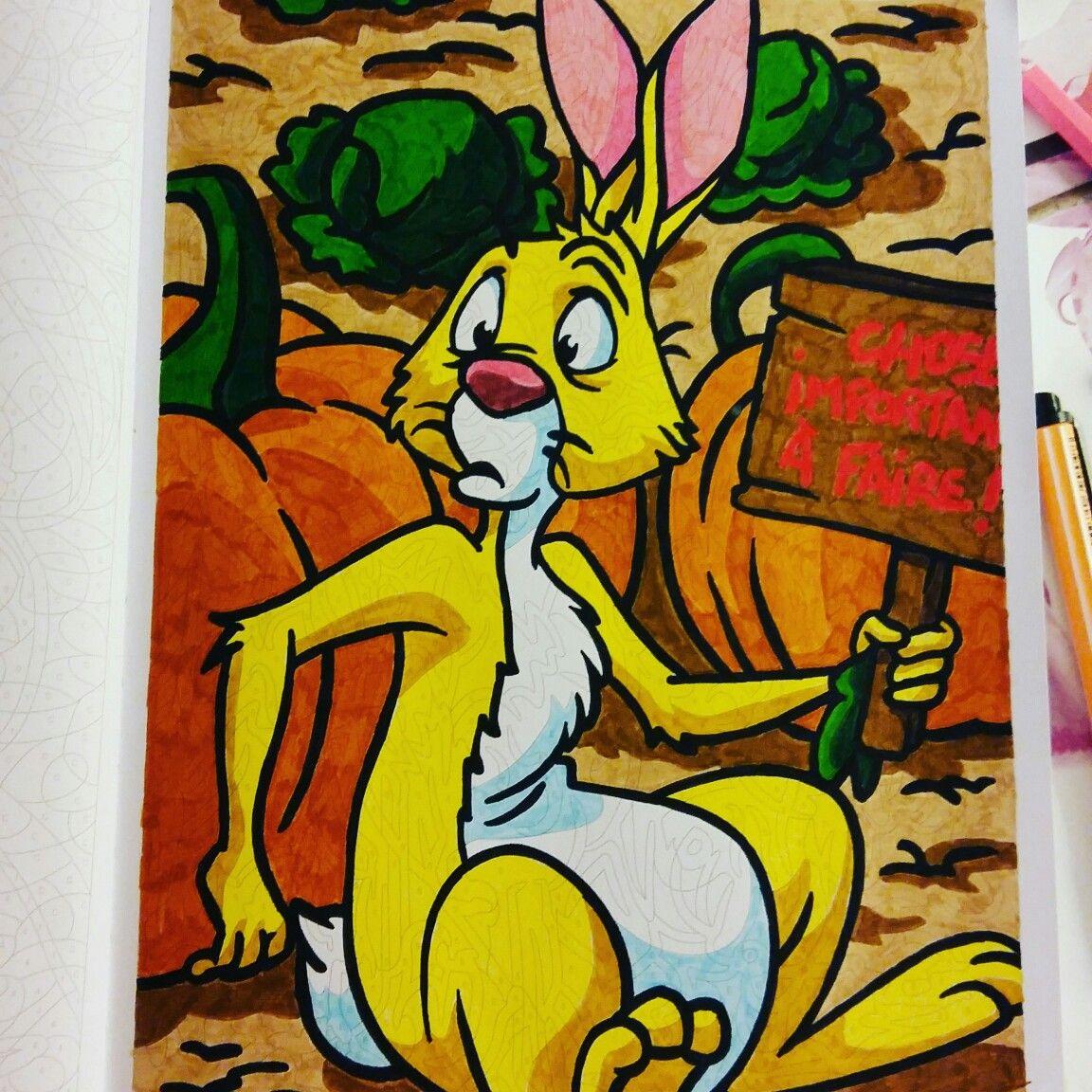 Coco lapin Disney  Coloriage, Disney, Classique disney