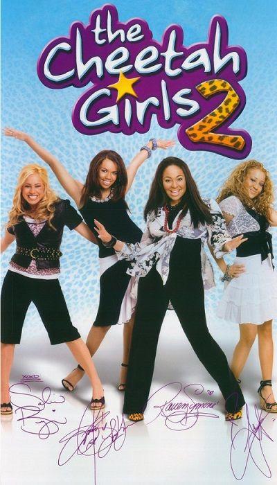 The Cheetah Girls 2 The Cheetah Girls Disney Channel Movies Disney Original Movies