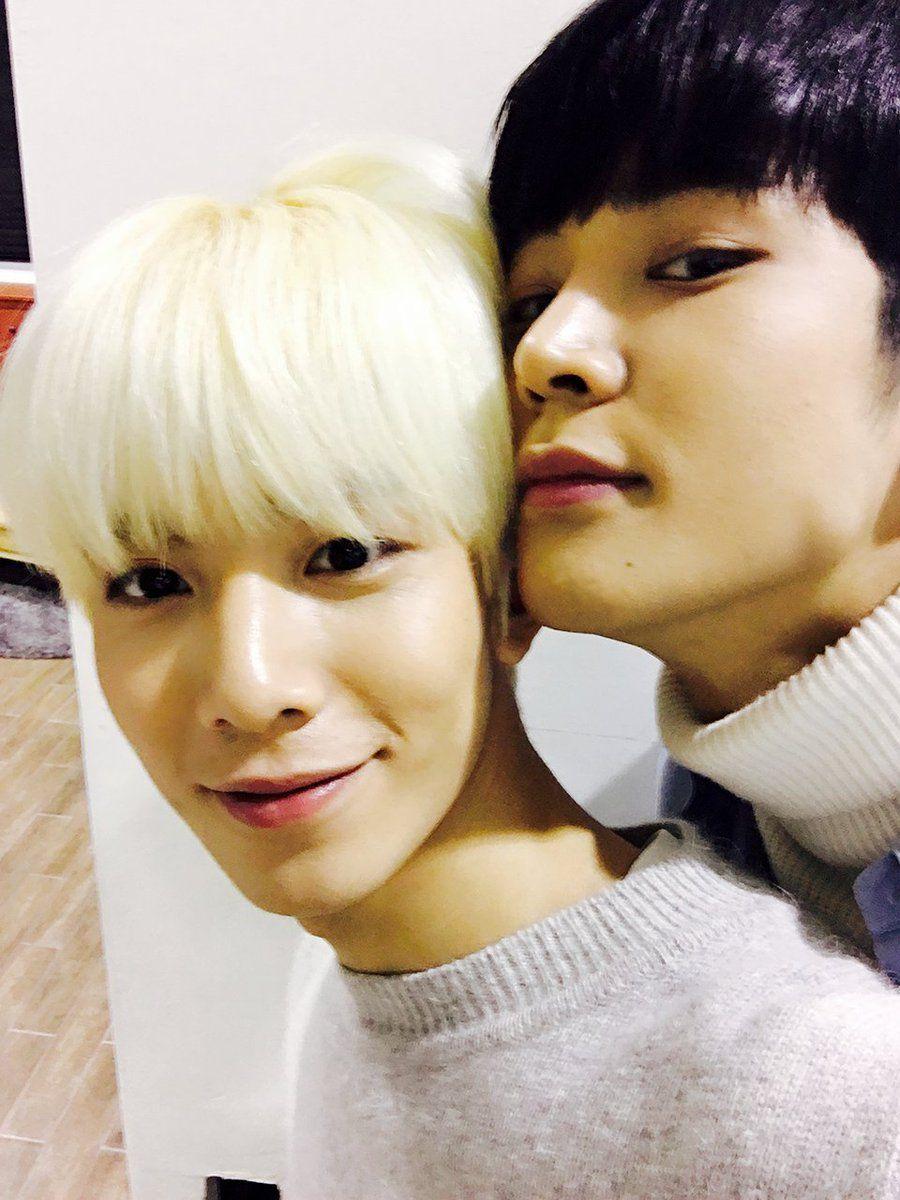 SF9_FANCLUB (@SF9_FANCLUB)   Hwiyoung and Rowoon