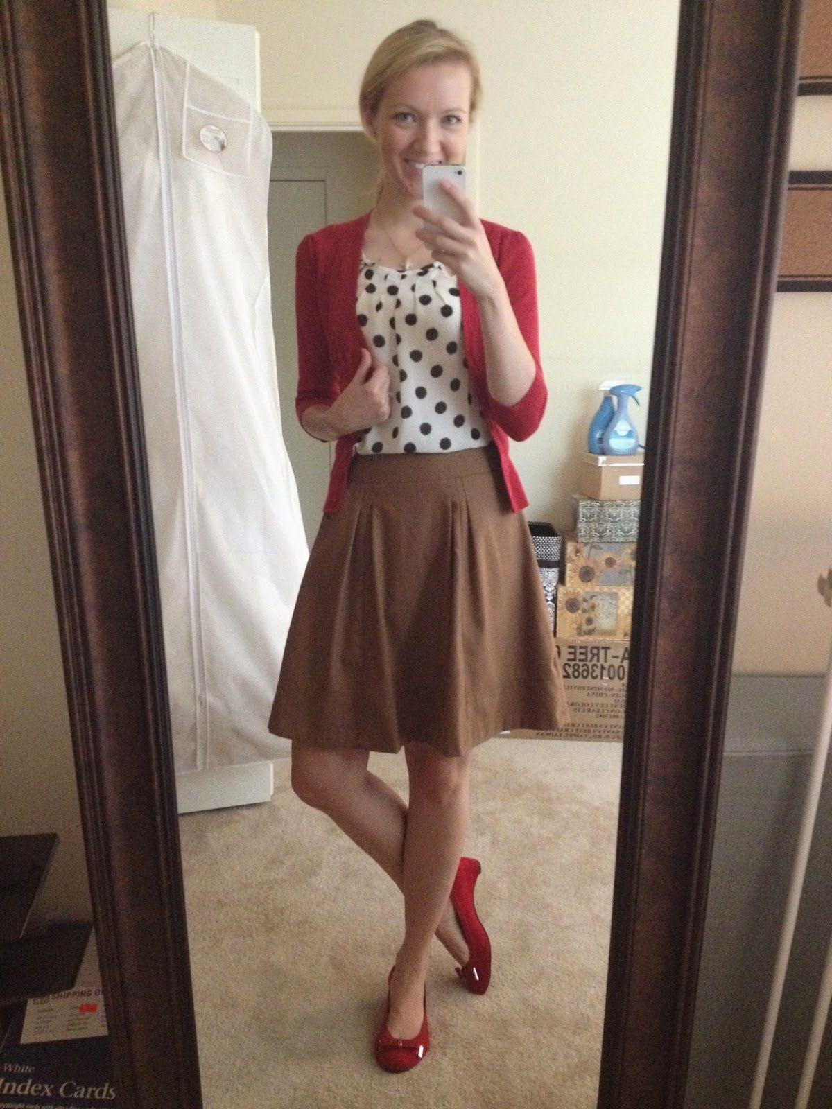 c37dfce2ed1b A Little Bit of WoWe : Teacher Style: Skirt Inspiration (13 Looks ...