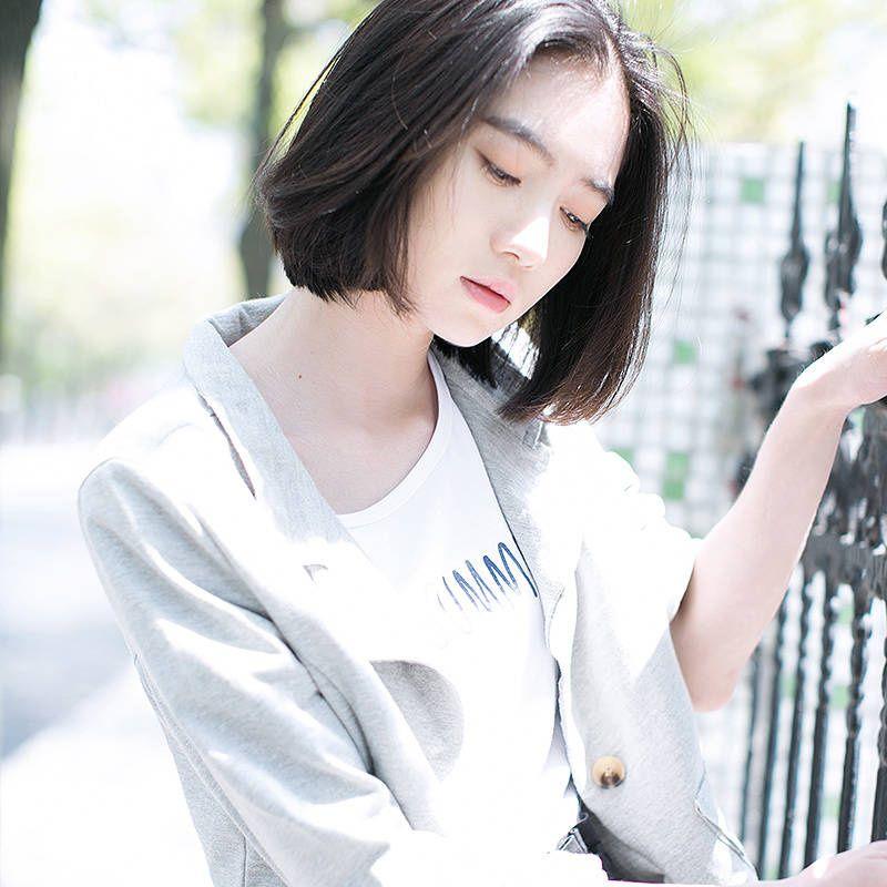 Hairstyle Girl Korea: Pin By KUKKIK ♡ On A GIRL SHORT HAIR