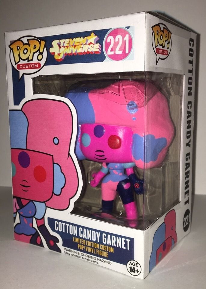 Image Result For Steven Universe Funko Pop Custom Steven