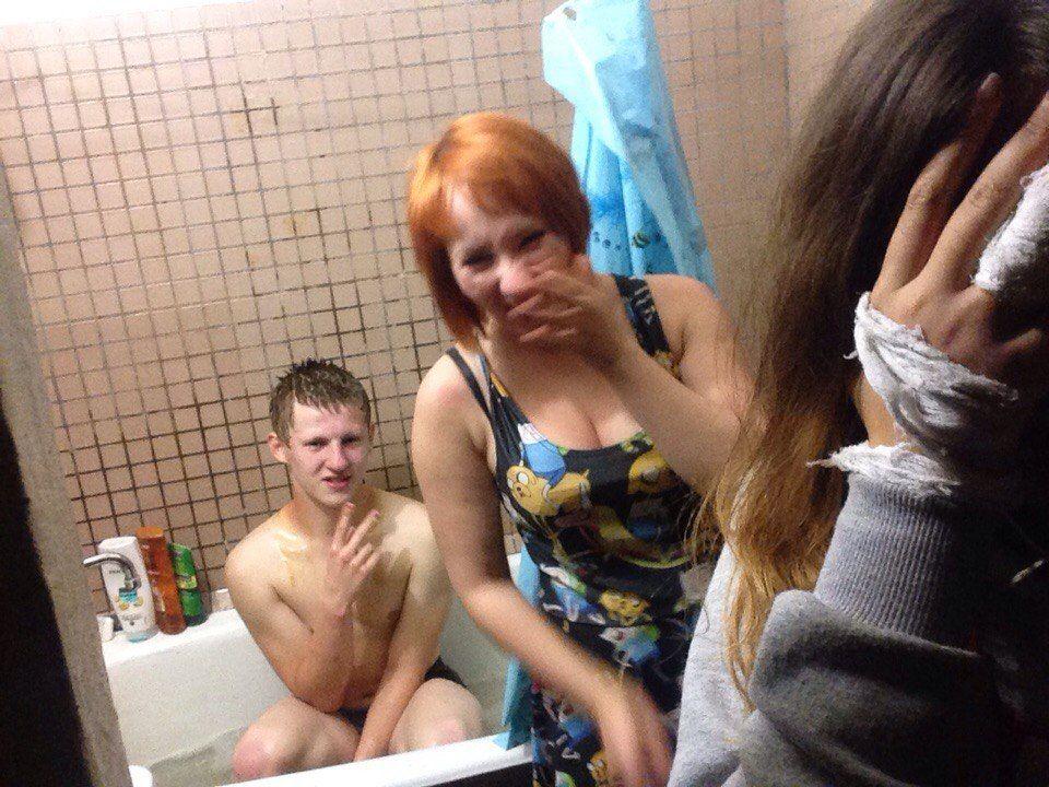Mom on son sex videos