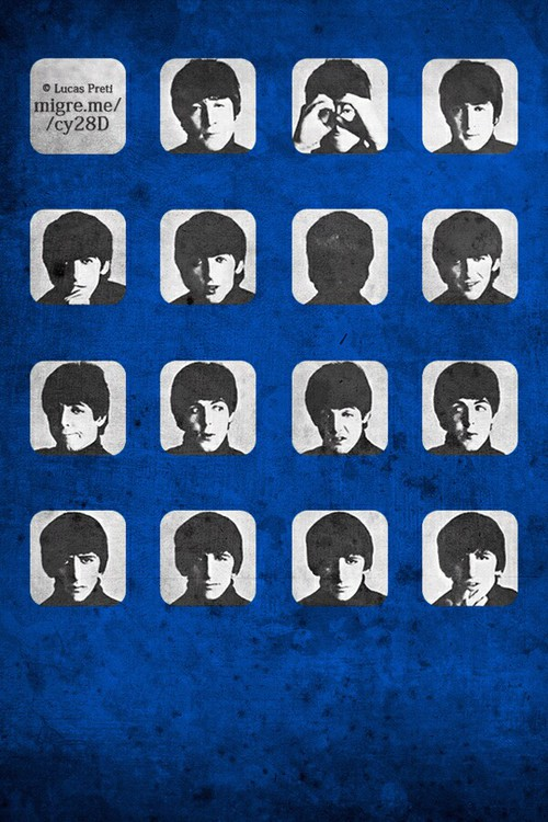 Beatles Wallpapers For IPhone The Iphone 5 Wallpaper