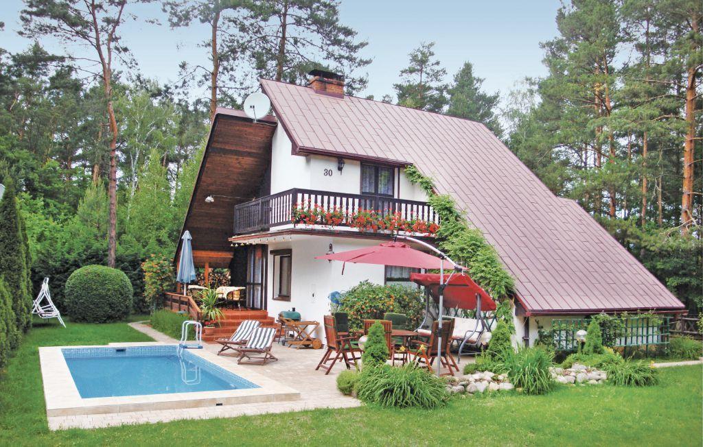 Ferienwohnung Sudetenland Polen Ferienhaus, Haus