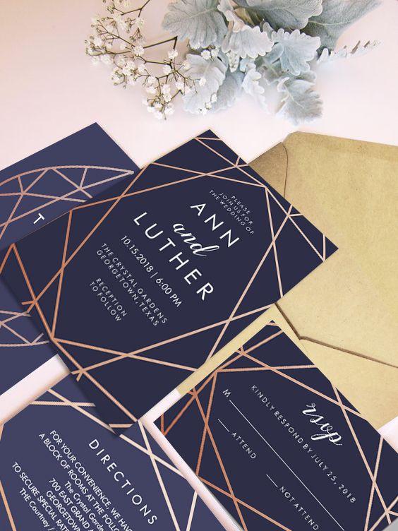 Wedding Invitations Save The Date Customize Invitations Diy