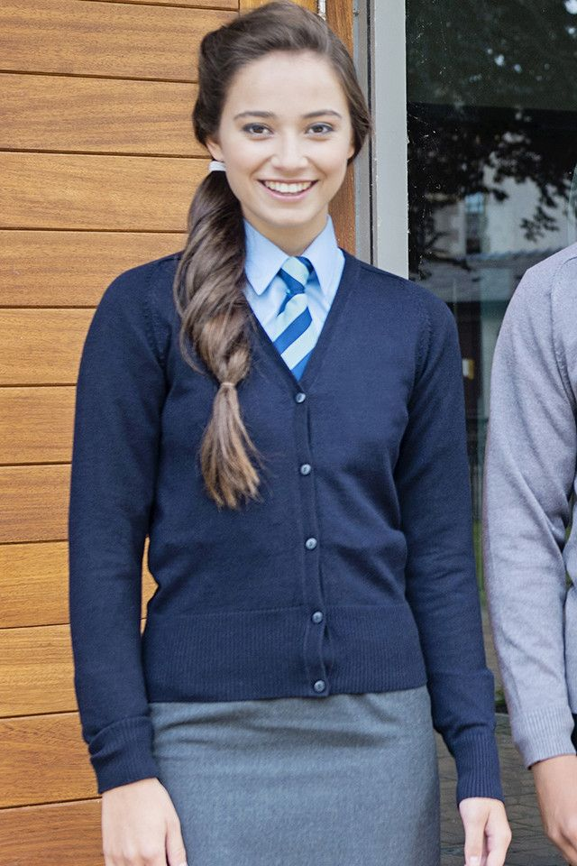 How to put together a school girl costume-8205