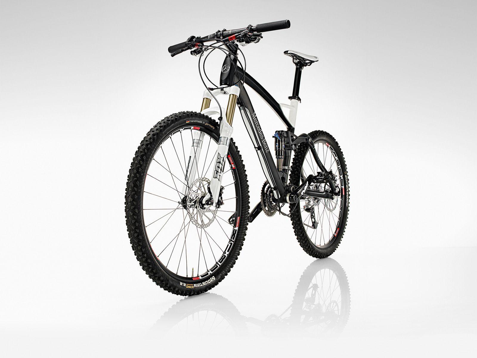 Mercedes-Benz Trailblazer Bicycle Handmade (Desktop ...