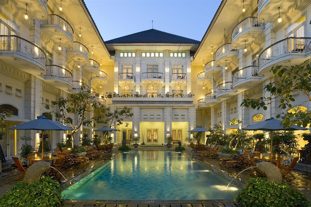 In The Heart Of Yogyakarta Phoenix Hotel Mgallery Collection Is A Colonial Landmark From