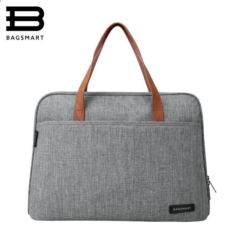 Herrentaschen Schuhe & Handtaschen Men Es Leder Bag Handtasche Computer Bag 14-Zollbusiness Briefcase Bag