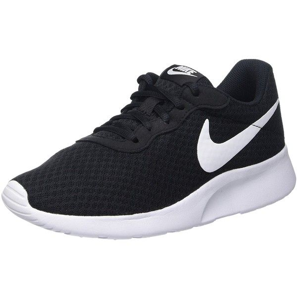 Nike Women s Tanjun Running Shoe ( 57) ❤ liked on Polyvore featuring shoes 85989aea50