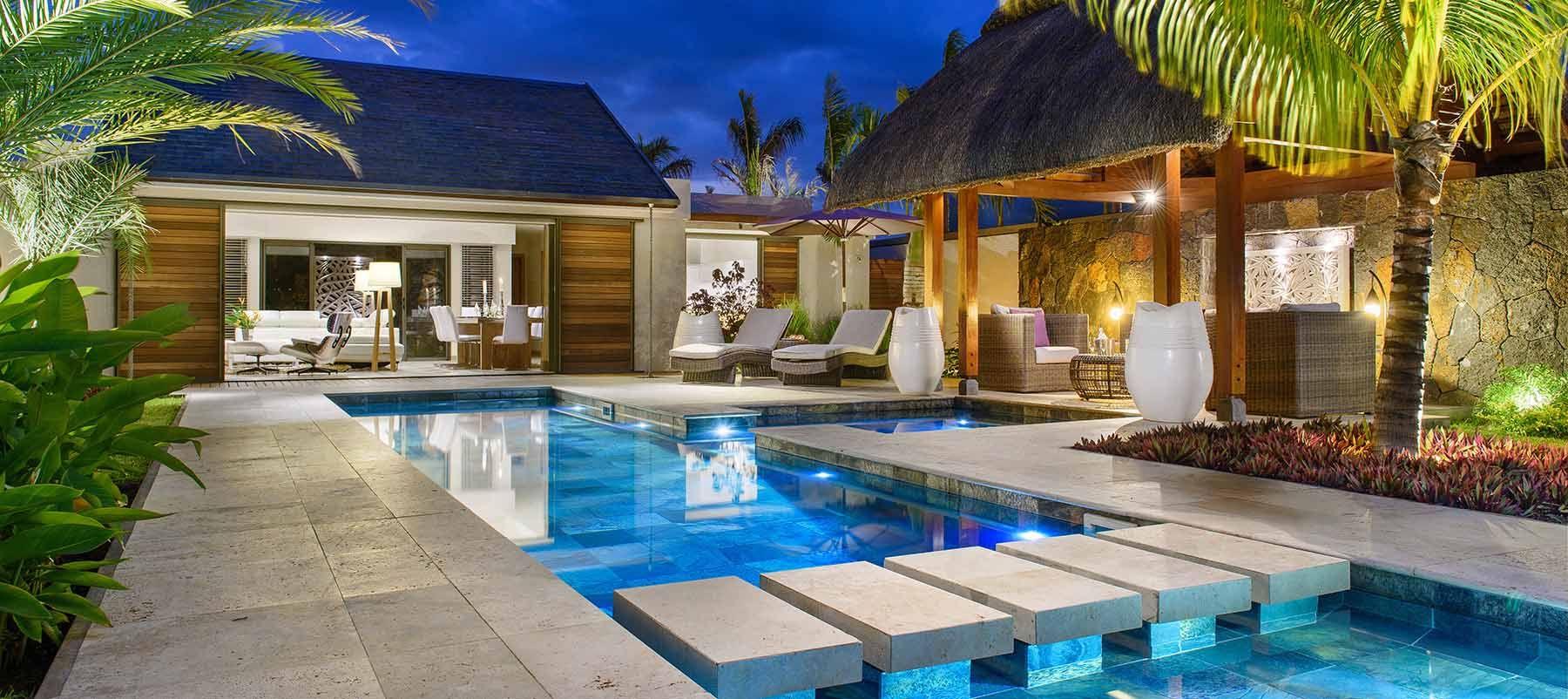 Clos du Littoral Luxury Villa, Mauritius Luxury estate