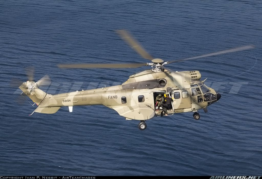 Pin On Eurocopter As 532 Cougar