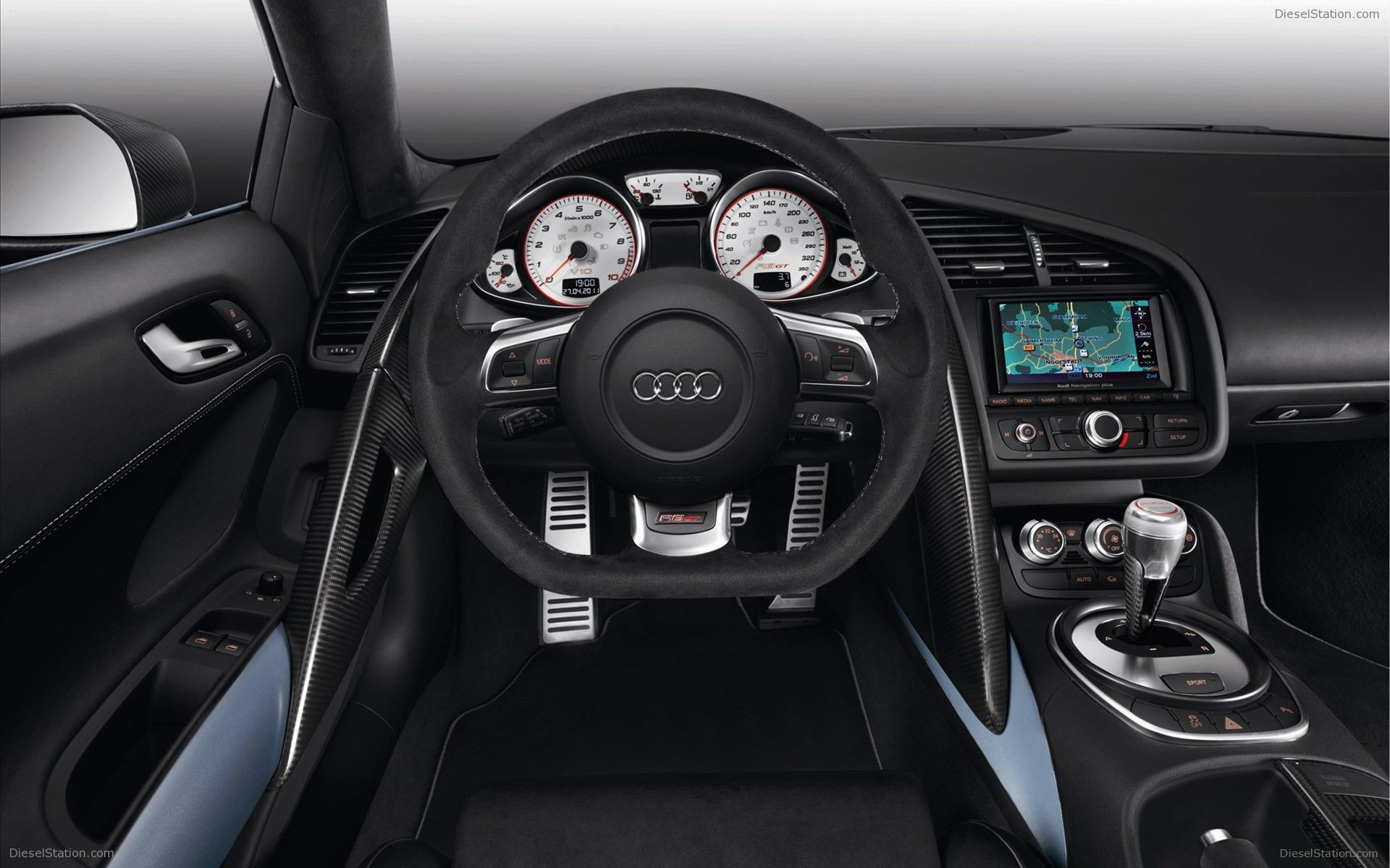 Audi R8 Inner View Nice Audi Wallpapers Pinterest