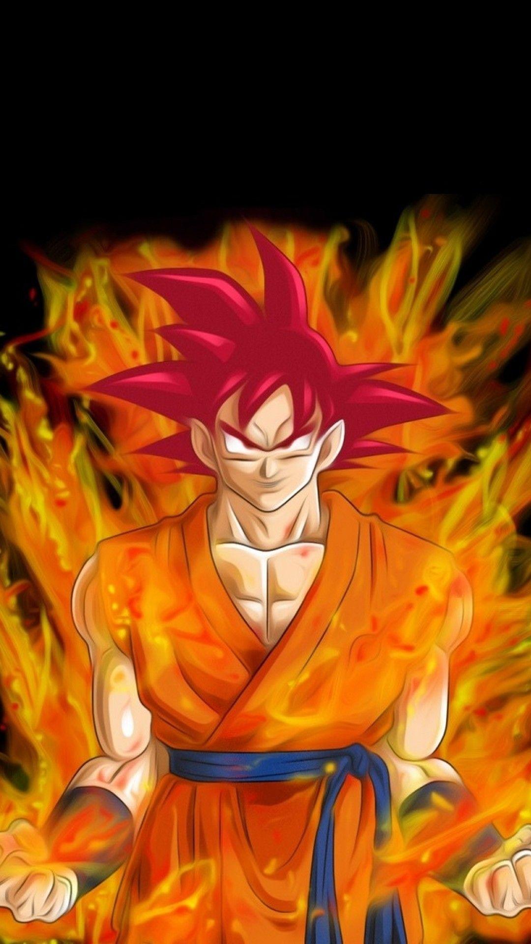 Goku Super Saiyan God Wallpaper 34 Image Collections Wallpaper For Android Mobile Goku Ssj Wallpapers Top F Goku Super Saiyan God Goku Super Saiyan Goku Super