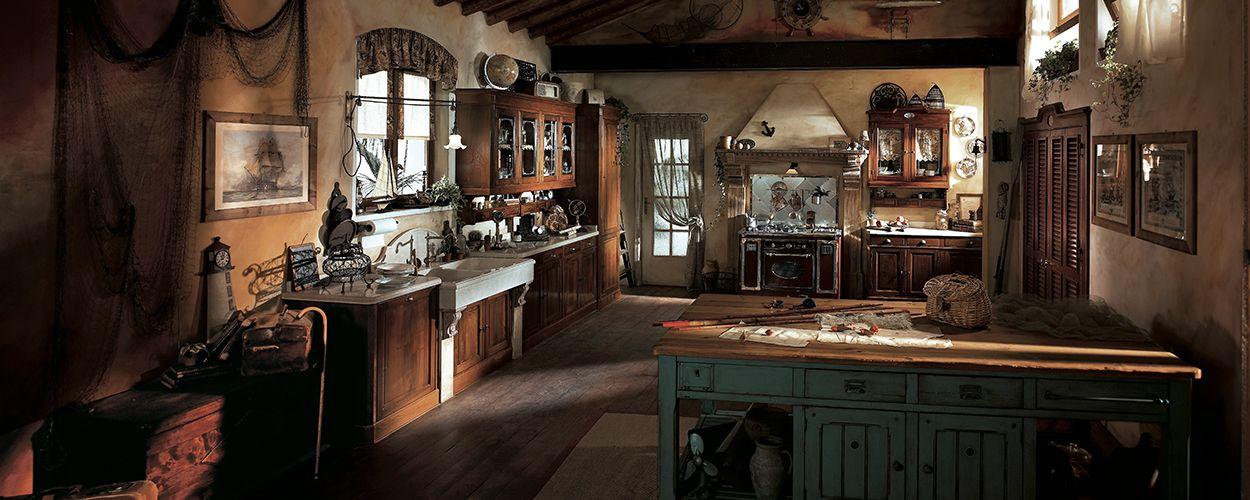 Country Style Landhausküche