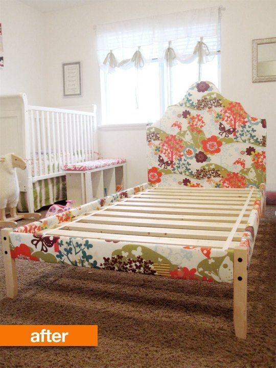 Twin Upholstered Headboard Kids - Foter   Cabeceras de cama ...