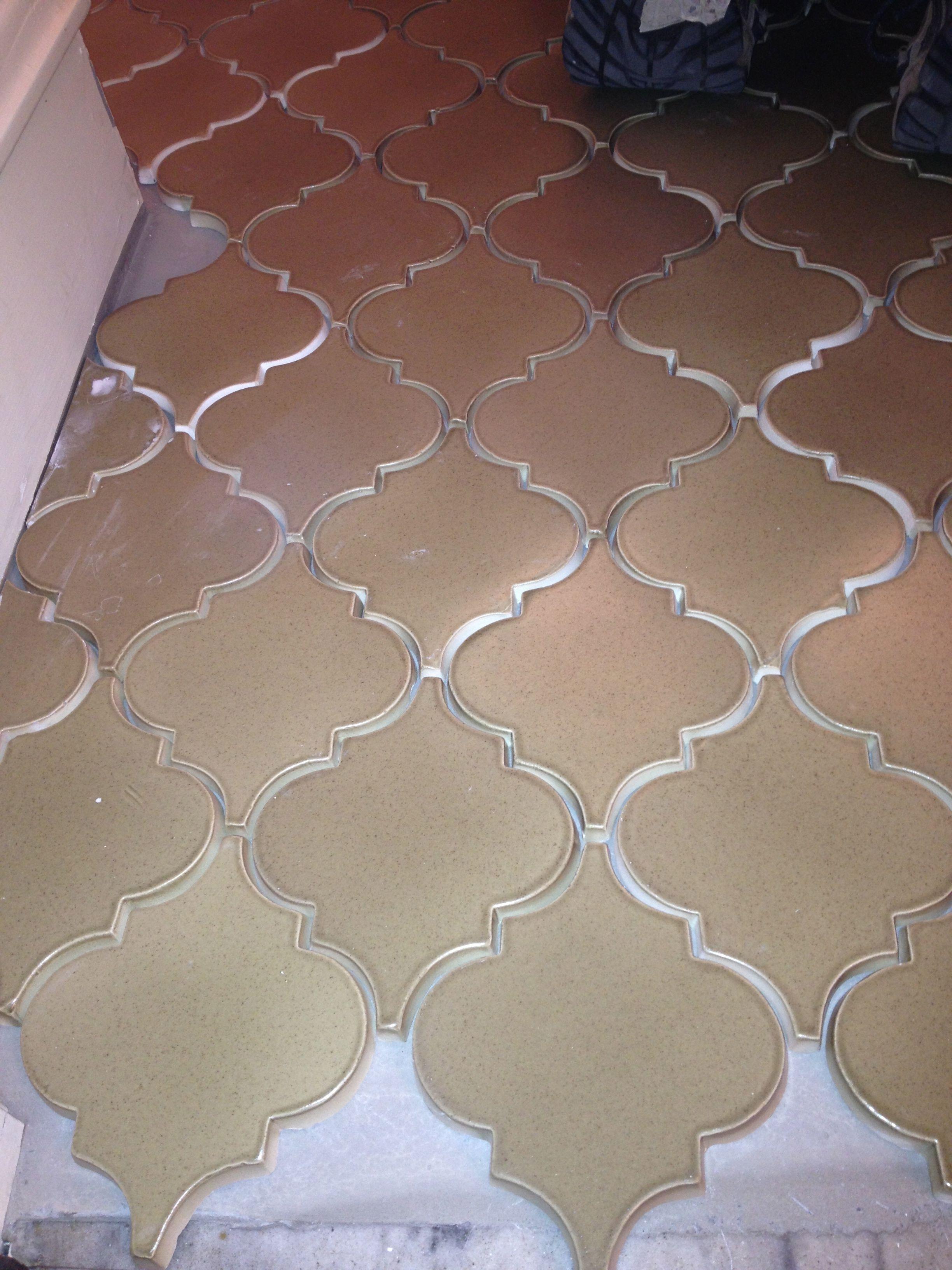arabesque tile color   arabesque tile, arabesque tile floor