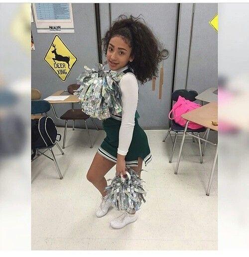 Pinterest Yungqveens Cheer Girl Cheerleading Outfits Black Cheerleaders