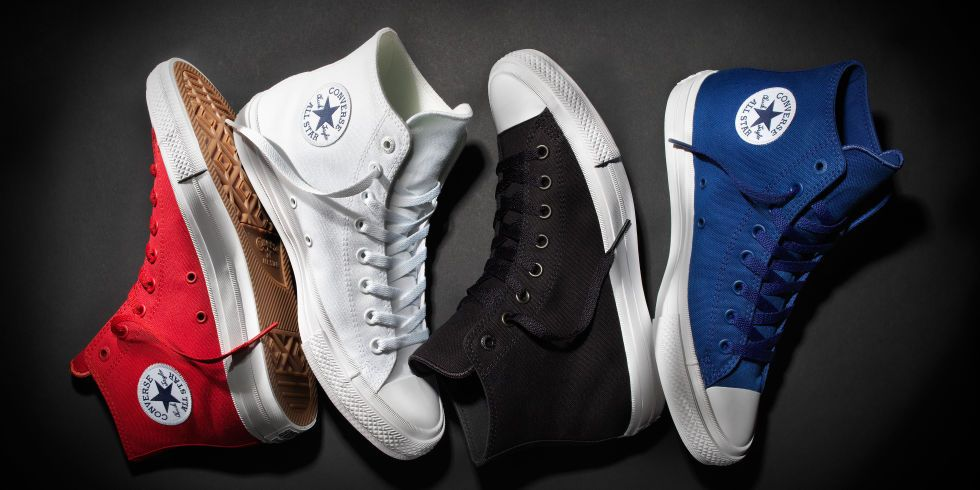 See the New Converse Chuck Taylor All Stars. Classic looks, upgraded interiors