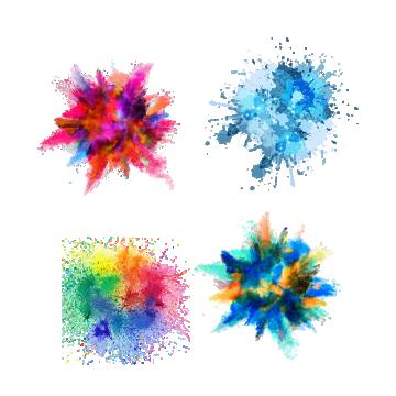 Color Splash Color Splash Effect Color Splash Paint Splash Background