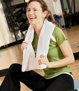 Boost Your Mood With Exercise By Gina Roberts-Grey, Special to Lifescript Published July 27, 2013