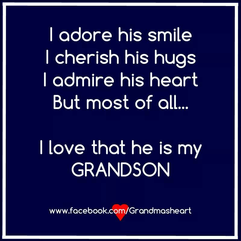 I Wouldnt Trade My Grandson For Any Other Love You Peyton