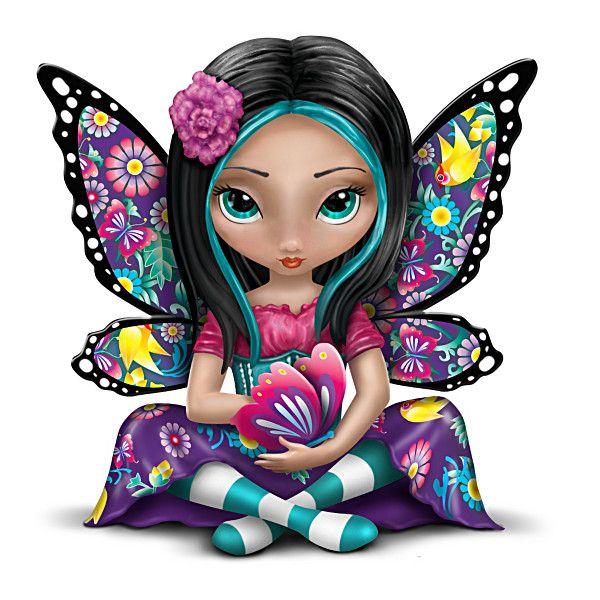 Butterfly Guardian Figurine
