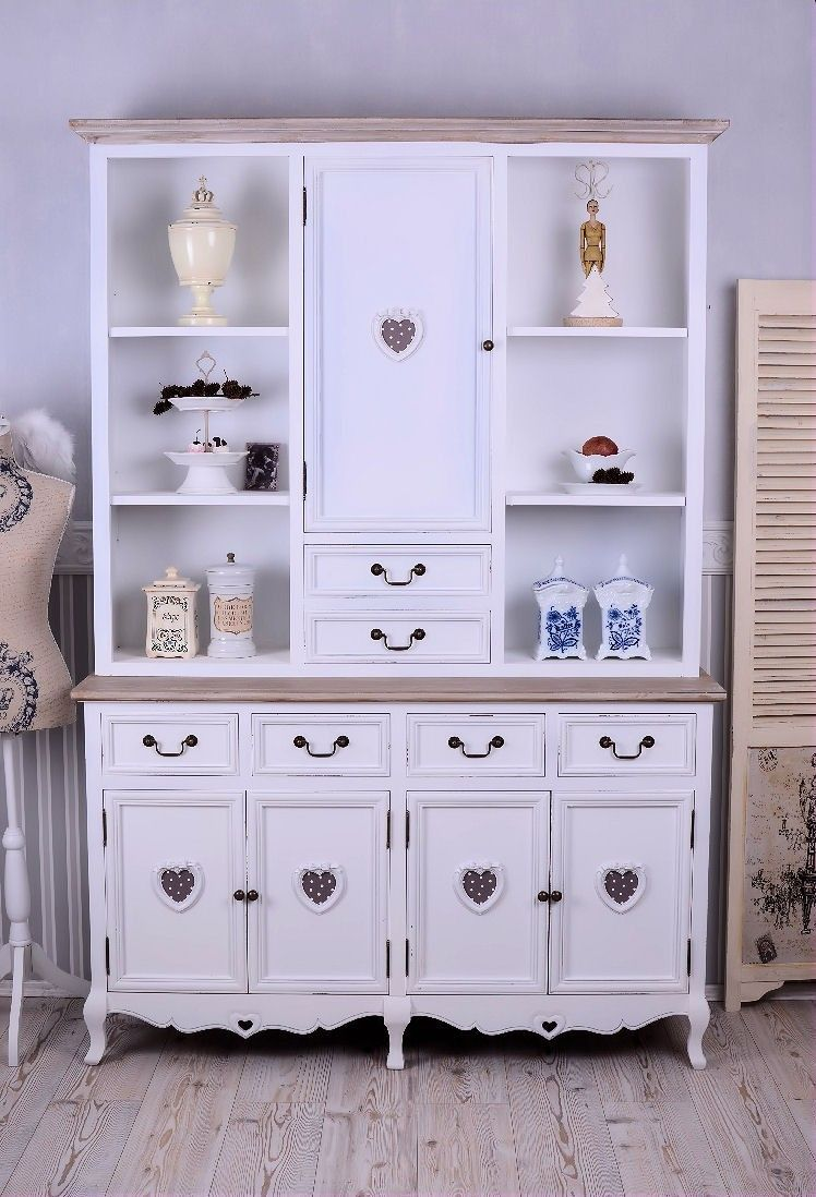 buffetschrank villa vintage pinterest buffetschrank. Black Bedroom Furniture Sets. Home Design Ideas