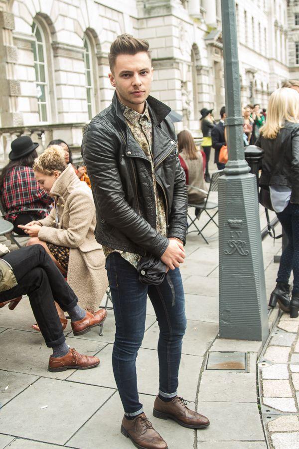 Best of London Fashion Week 2013, Men's Style | Modern ...