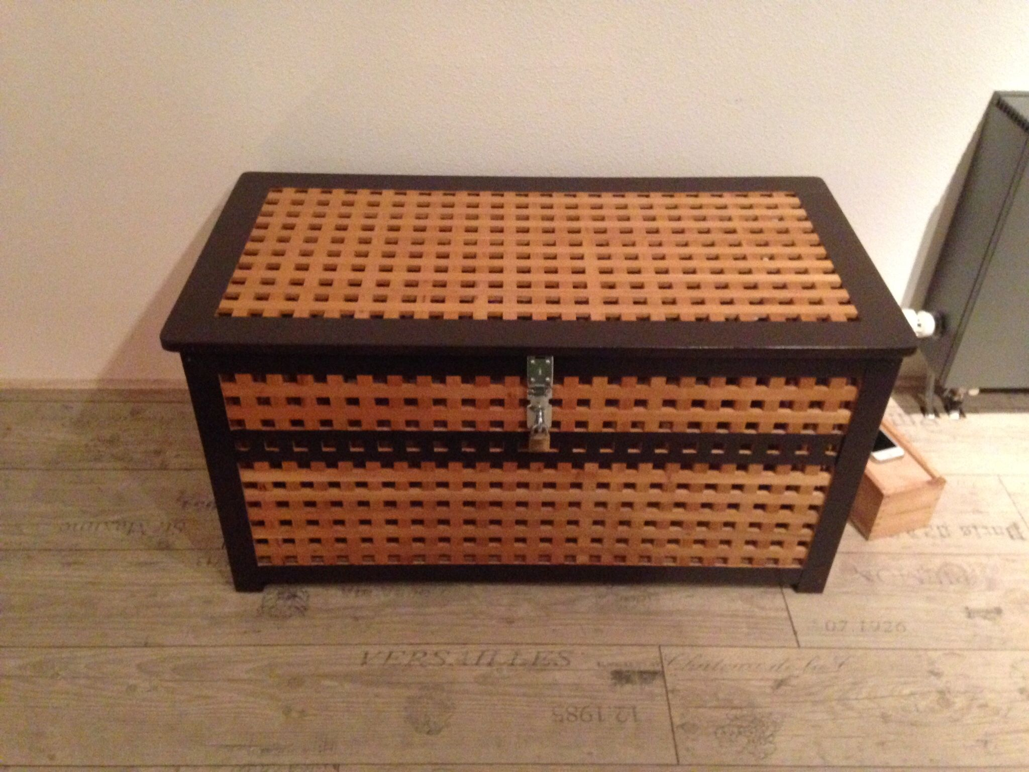 create your own minecraft chest (dubble) is simple. you buy at