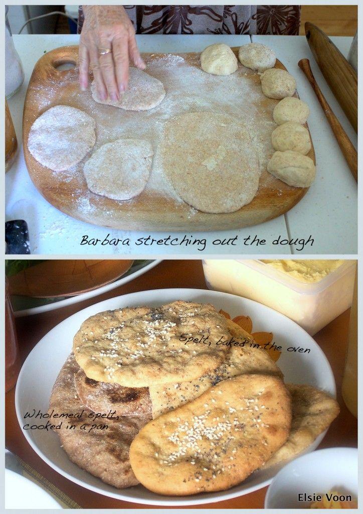 Kefir Flatbread (Chapati)